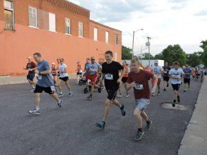 Tonganoxie 5K Run
