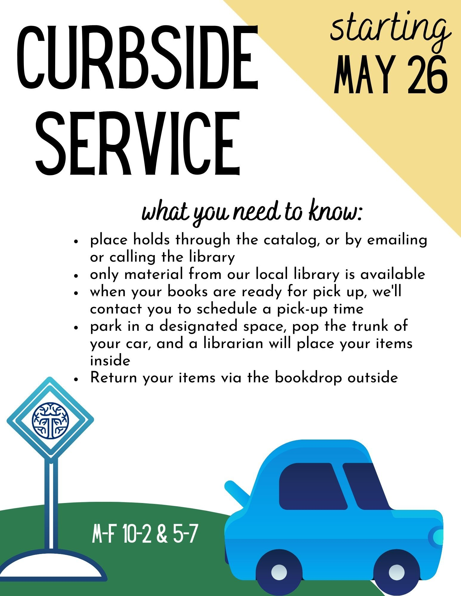 Curbside Service - FINAL