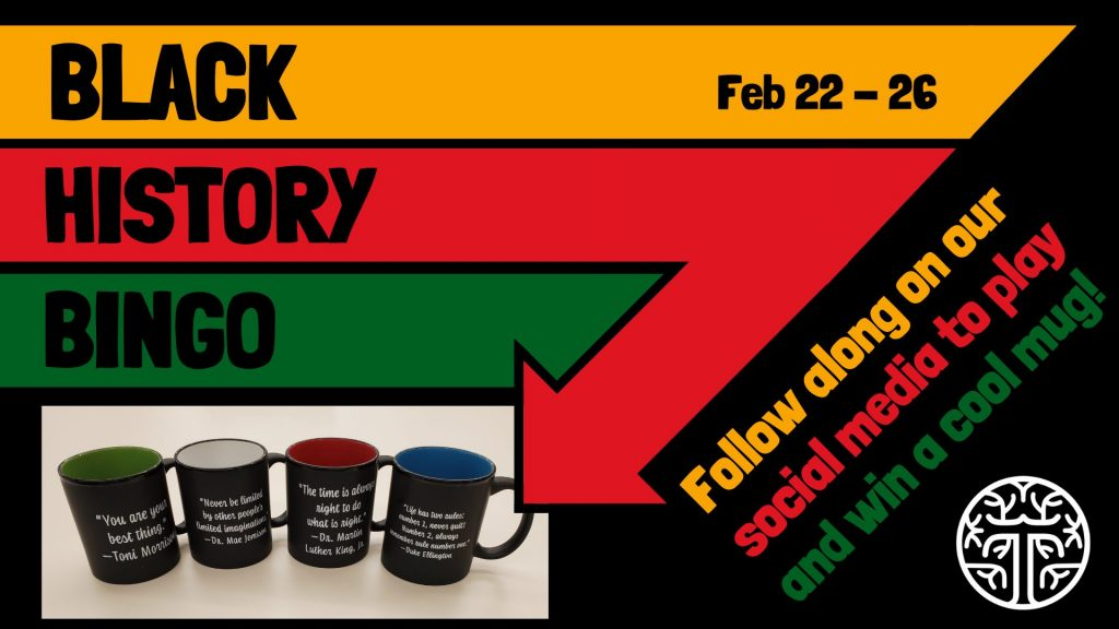 TV - Black History Bingo Dated